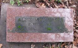 Allie May Gates