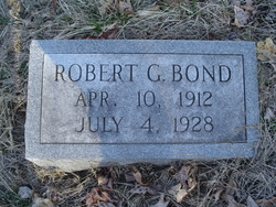 Robert Glaston Bond