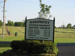 Hardmoney Baptist Church Cemetery