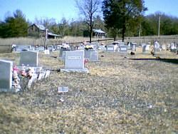 Katie Blevins Cemetery
