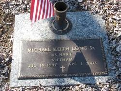 Michael Keith Long, Sr