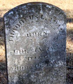 Thaddeus L. Adams