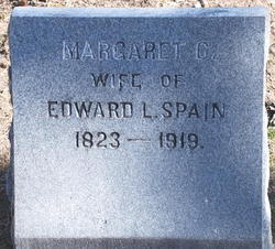 Margaret C. <i>Wolf</i> Spain