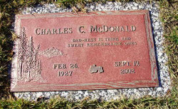 Charles C Chuck McDonald