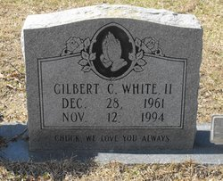 Gilbert C White, II