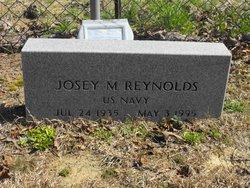 Josey M Reynolds