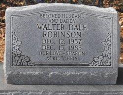 Walter Dale Robinson