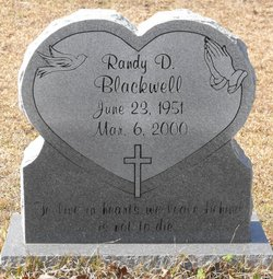 Randy D Blackwell