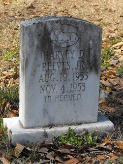 Harvey D Reeves, Jr