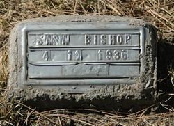 Sarah Elizabeth <i>Williams</i> Bishop