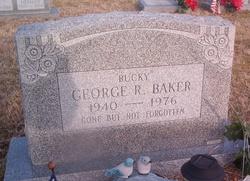 George R. Bucky Baker, Jr