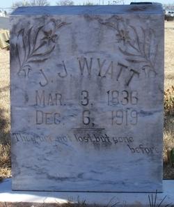 James Joseph Wyatt