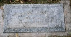Annie Mae <i>Wallace</i> Lilly