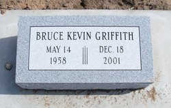 Bruce Kevin Griffith