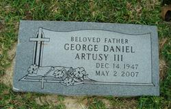 George Daniel Danny Artusy, III
