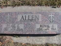Pearl Edna <i>Griner</i> Allen