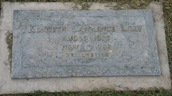 Kenneth Lawrence Lilly
