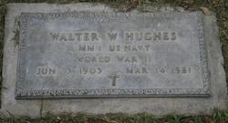 Walter W Hughes