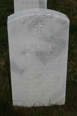 Edgar Boyce Crader