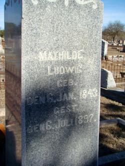 Mathilde Ludwig