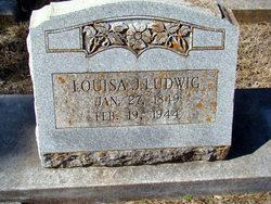 Louisa J. <i>Mueller</i> Ludwig