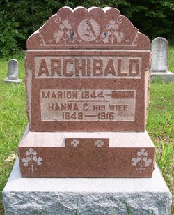 Marion Archibald