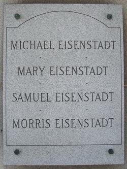 Mary Eisenstadt