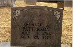 Bernard A Patterson