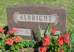 Bessie F Albright