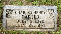 Charles Henry Carter