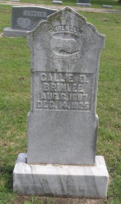 Callie D. Brinlee