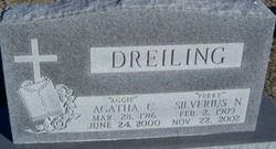 Agatha Catherine Aggie <i>VonFeldt</i> Dreiling