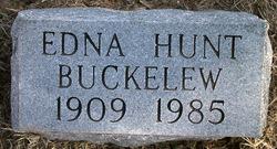 Edna <i>Hunt</i> Buckelew