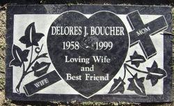 Delores Jean Lori <i>McKinney</i> Boucher