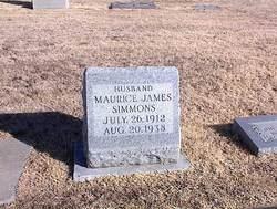 Maurice James <i>Joe</i> Simmons