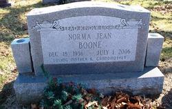 Norma Jean Boone
