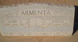 Marina <i>Martinez</i> Armenta