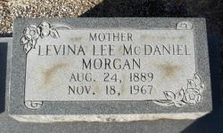 Levina Lee <i>McDaniel</i> Morgan