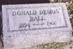 Donald Demosthenes Ball