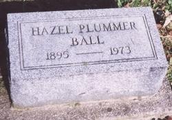 Hazel F. <i>Plummer</i> Ball