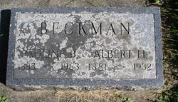 Pauline Barbara <i>Cords</i> Beckman