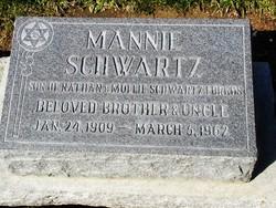 Mannie Schwartz