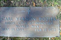 Carl Vernon Dozier