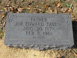 Joe Edward Taylor