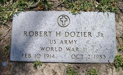 Robert Henry Dozier, Jr
