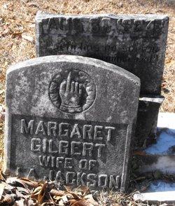 Margaret <i>Gilbert</i> Jackson