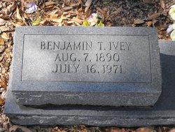 Benjamin T Ivey