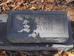 Addie E Ivey
