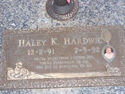 Haley K. Hardwick