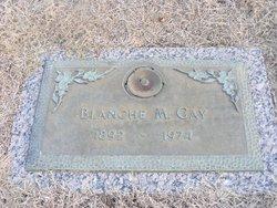 Blanche M. Gay
